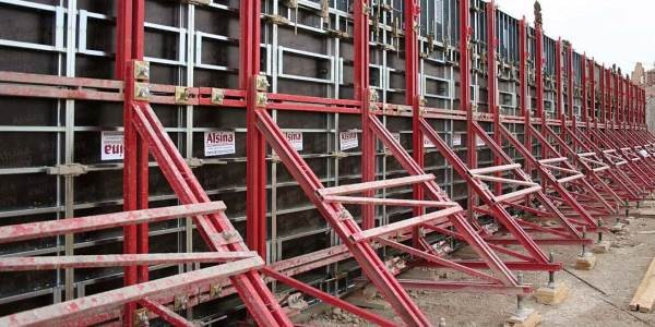 About Concrete formwork