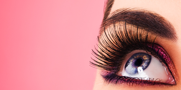 Eyelash extensions with its types