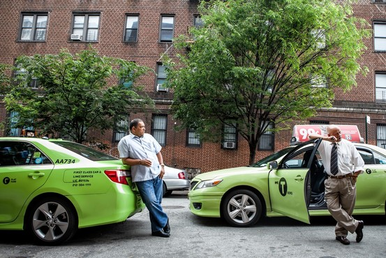 Go Green Taxi's