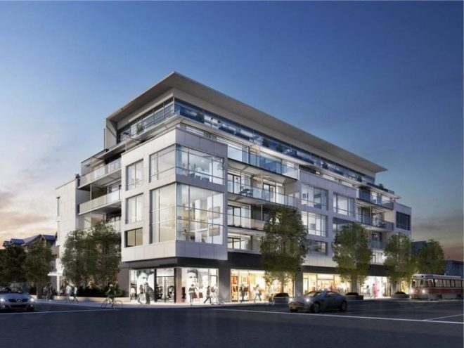 Exclusive amenities offered in Twin Vew condo