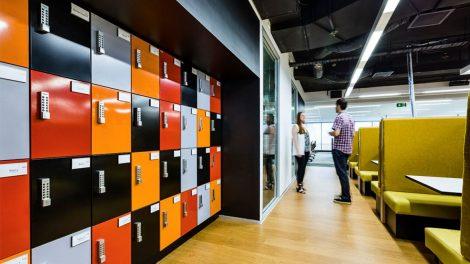 office lockers singapore